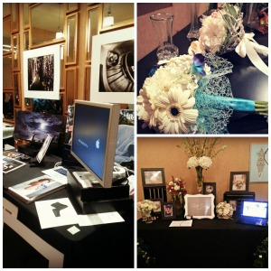 bridalshowboothcollage
