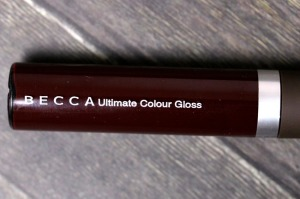 Becca Ultimate Colour Gloss Berry Twist review