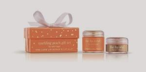 peach giftset